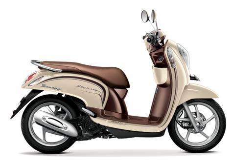 Harga Motor Scoopy 2016 by Chic