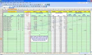 Accounting Spreadsheets Excel Bookkeeping Spreadsheets For Excel Spreadsheets