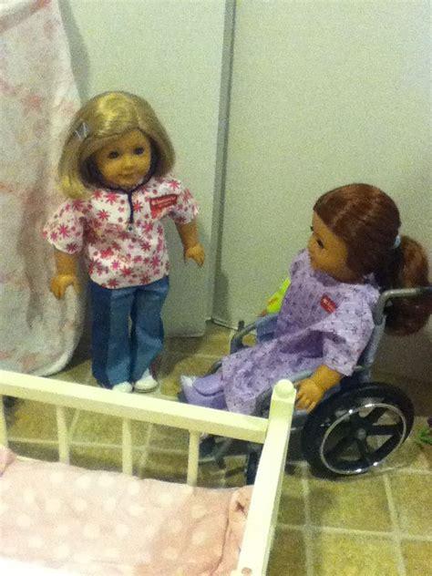 american girl doll hospital kids pinterest girl