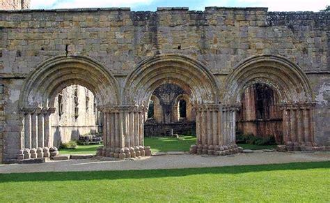 Romanesque Architecture  Durham World Heritage Site