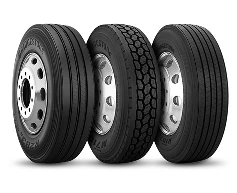Ecopia Fuel Efficient Truck Tires