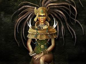 Mayan Queen