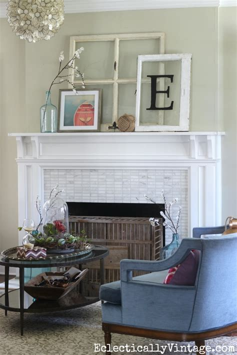 Window Mantle by My Mantels Through The Years Elko