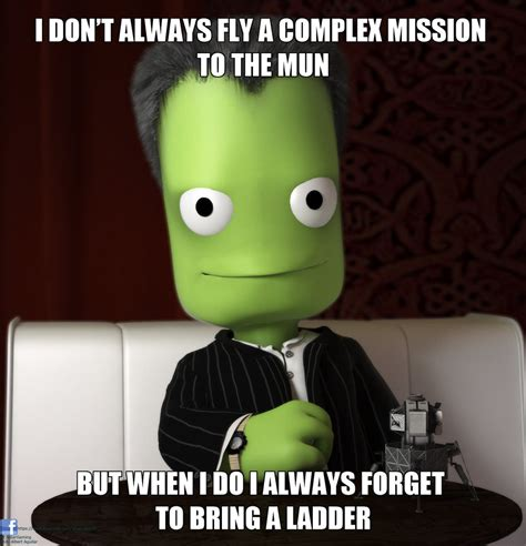 Ksp Memes - kerbal space program related meme xd by solargaming on deviantart