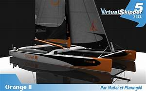 Boat  Orange Ii
