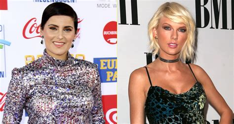 Nelly Furtado Shows Support For Taylor Swift Amid Groping