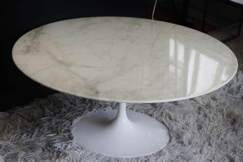 chambre malm table basse knoll marbre