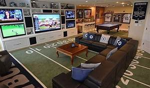 Manly Passion Projects - 7 Incredible Man Cave Ideas