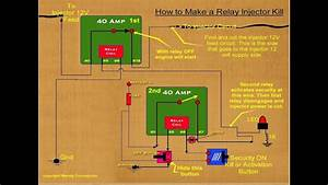 How To Do Alternator Relay Failure Circuit