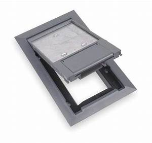 steel city floor box cover 8 1 8 in gray 664 cst sw gry With steel city floor boxes