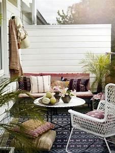 schoner garten und toller balkon gestalten ideen und With balkon ideen maritim