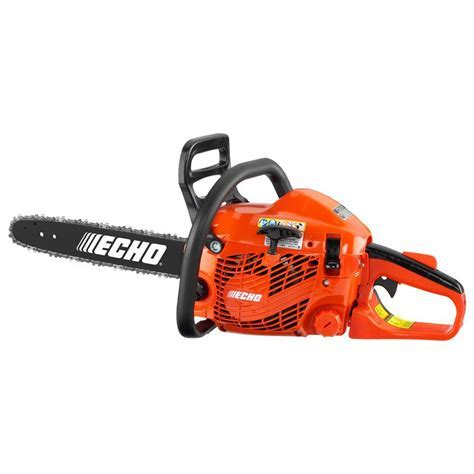 ECHO 14 in. 30.5cc Gas Chainsaw CS 310 14   The Home Depot