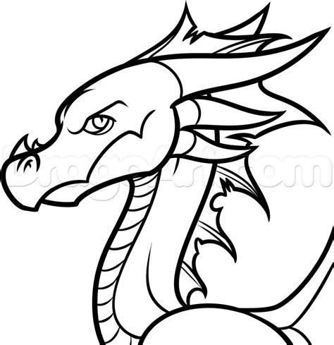 drawn cartoon dragon pencil   color drawn cartoon