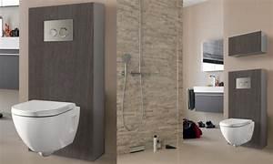 Pose Toilette Suspendu : prix pose wc tarif moyen et devis gratuit en ligne ~ Melissatoandfro.com Idées de Décoration