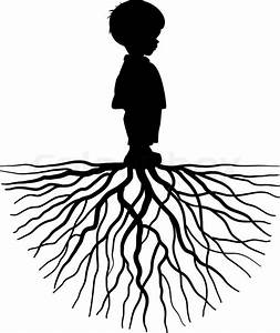 Child With Root