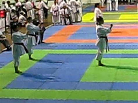 Kata Equipe Feminino - Seleção Paulista de Karatê - 2009 ...