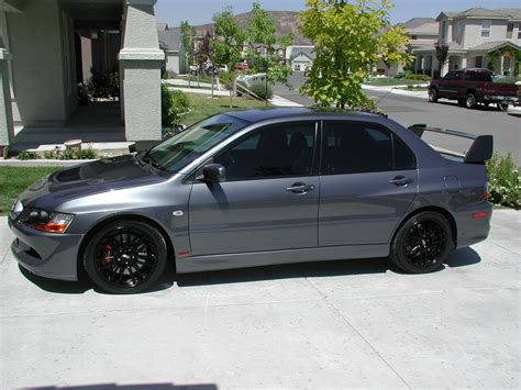 2005 Mitsubishi Lancer Evolution Pictures Cargurus