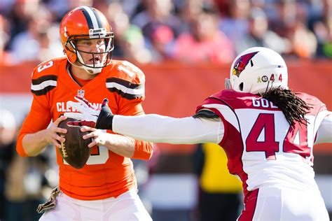 nfl trade rumors  vikings deal  browns josh mccown