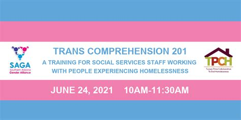TPCH Hosts Trans Comprehension 201 Training in Partnership ...