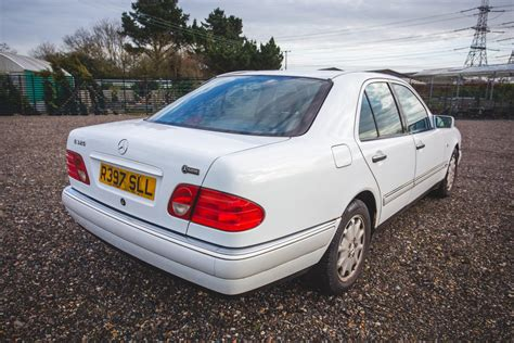 I am looking at pulling the belt but first as suggested i will put on my doctor ears (stethascope) and listen. 1998 Mercedes E320 Elegance - Bridge Classic Cars : Bridge Classic Cars
