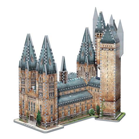 Puzzle Le Anleitung Puzzle 3d Harry Potter Poudlardtm Tour D 39 Astronomie