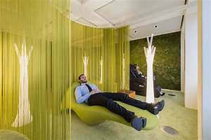 The, Office, Way, To, Wellbeing, Pwc, Switzerland, By, Evolution