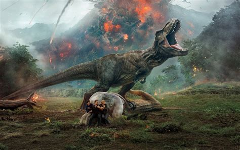 wallpaper jurassic world fallen kingdom