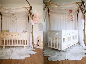Shabby Chic Mode : 10 shabby chic nurseries with charming pink radiance ~ Markanthonyermac.com Haus und Dekorationen