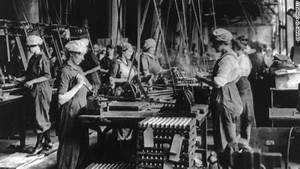 Opinion: The mighty women of World War I   Leeds england ...