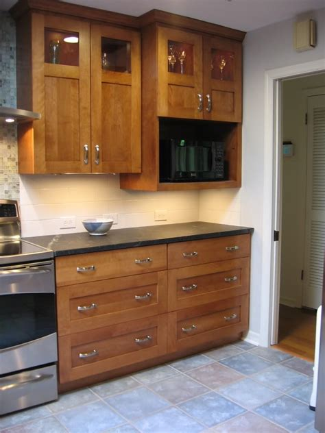 kitchen microwave wall cabinet microwave cabinet slightly deeper than wall cabinets 5406