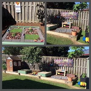 Ideas For Children39s Outdoor Play Areas And Activities