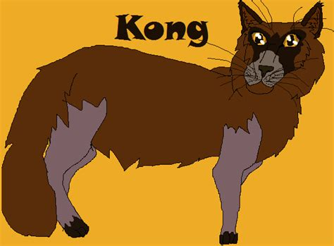 Felidae Files-kong By Kit-kaboodie On Deviantart