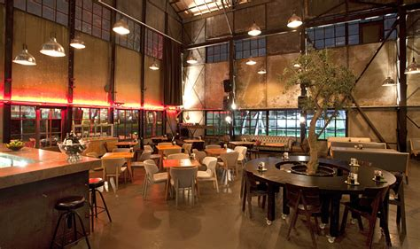 Rustic Grungy Vintage Industrial! Extraordinary Cafe