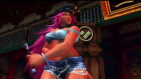 Street Fighter X Tekken Roster Update Poison And