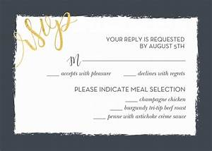 Wedding rsvp wording and card etiquette shutterfly how to for Wedding rsvp cards filled out