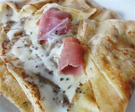 cr 234 pes sal 233 es mozzarella jambon cru aux fourneaux