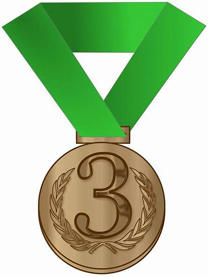 Medal Bronze Gold Clipart Template Silver Paper