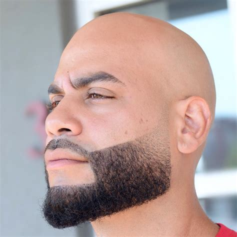 25 Fascinating Ideas On Being Bald With Beard The Manly Looks