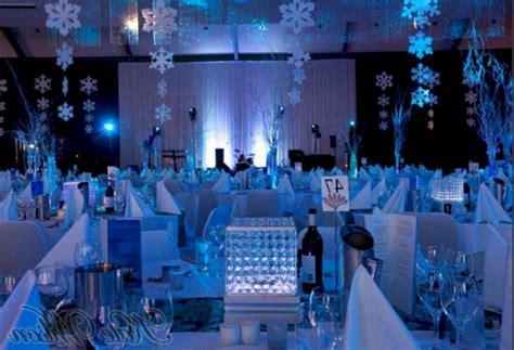 Christmas Winter Wonderland Party Decoration Ideas Oosile