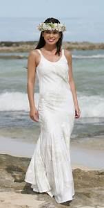 hawaiian wedding dresses With hawaiian beach wedding dresses