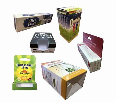 Paper Boxes Packaging Folding Folders