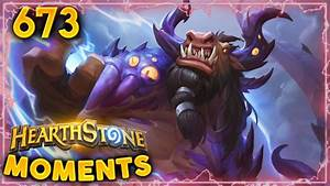 Evolution MADNESS!! | Hearthstone Daily Moments Ep. 673 ...