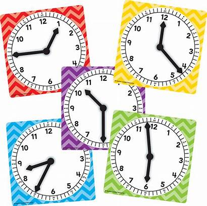 Telling Clock Clocks Class Pieces Practice Teachercreated