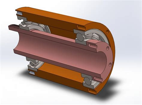 Small lathe spindle; materials, methods, metrology
