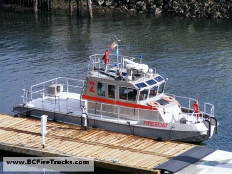 Bc Fire Boat by Vancouver Hall 12 2460 Balaclava St Bc Fire Trucks