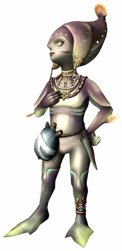 Zelda Zora Princess Twilight Ralis Legend Personajes