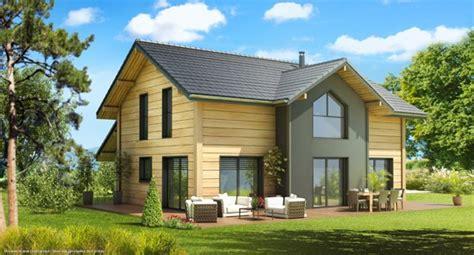 maison en bois quels avantages maison modernemaison moderne