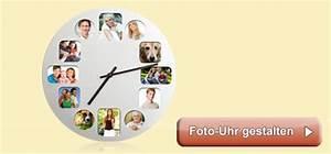 Uhr Mit Fotos : fotouhr mit bildtr gern uhr mit steckpl tzen f r fotos ~ Eleganceandgraceweddings.com Haus und Dekorationen