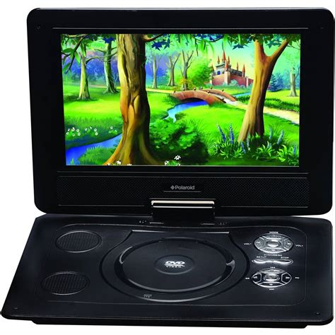 portable player polaroid 10 1 quot portable dvd player big w