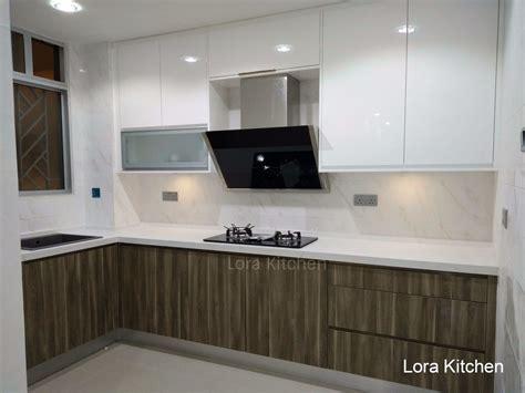 Stunning Modern Kitchen Cabinet Design In Malaysia  Lora